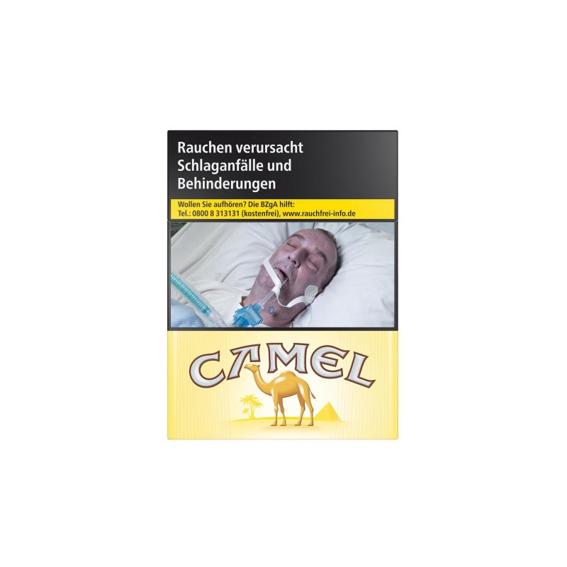 CAMEL Yellow L 7,- (10x22)
