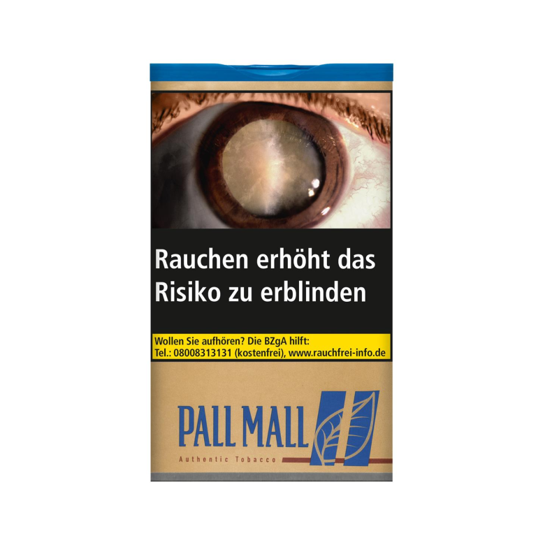 PALL MALL Aut Tob Blue XL