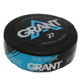 GRANT Ice cool Kautabak